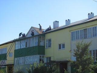 - крыша мкд