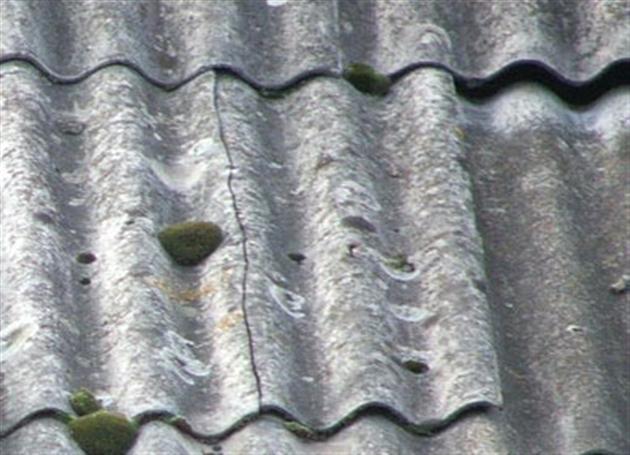 Как отремонтировать крышу из шифера своими руками
