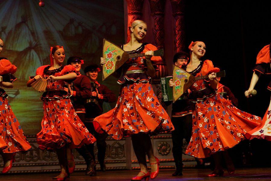 балет кострома